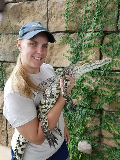 Stephenie Nile Croc